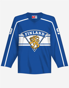 Finland National Team Dark Blue