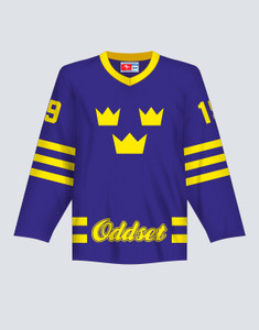 Sweden National Team Oddset