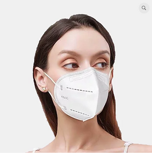 Pack of 2pcs KN-95 Protective Mask CE