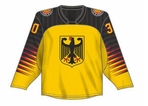 Germany National Team World Juniors 2020 Alternative