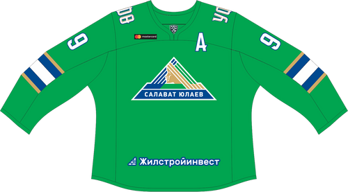 Salavat Ulaev 2018/19