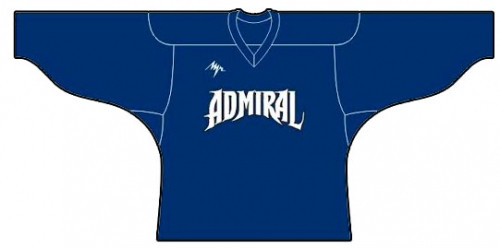 Admiral Vladivostok Practice Jersey (Choose Color)