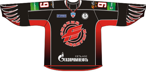 Omskiy Avangard 2011/12