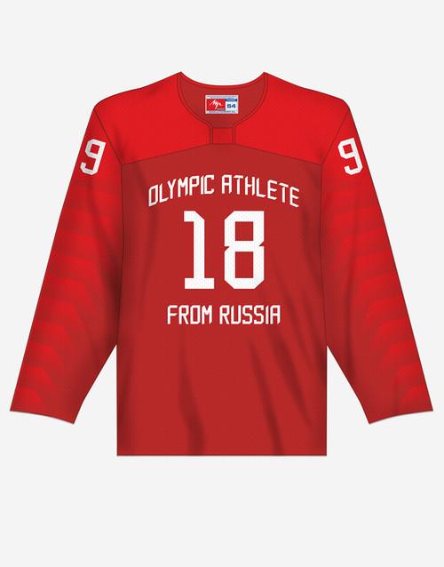 Russian National Team OAR Pyeong Chang 2018/19