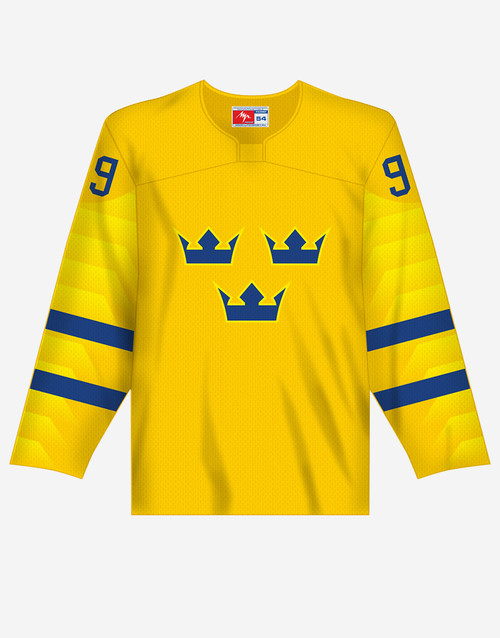 Sweden National Team Pyeong Chang 2018/19
