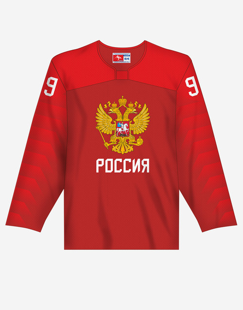 Russian National Team Crest OAR Pyeong Chang 2018/19