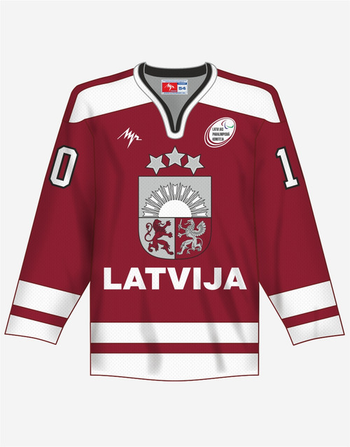 Latvija National Team 2008 Special