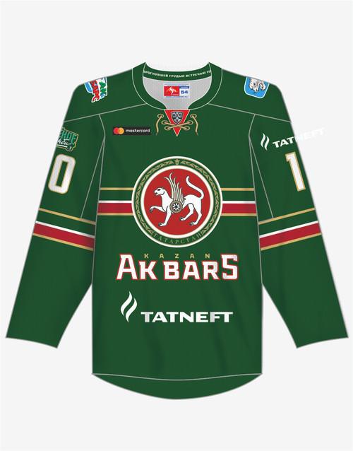 AK Bars Kazan Green Derby 2019/20