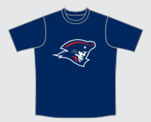 Applicated T-shirt Boston Battalion