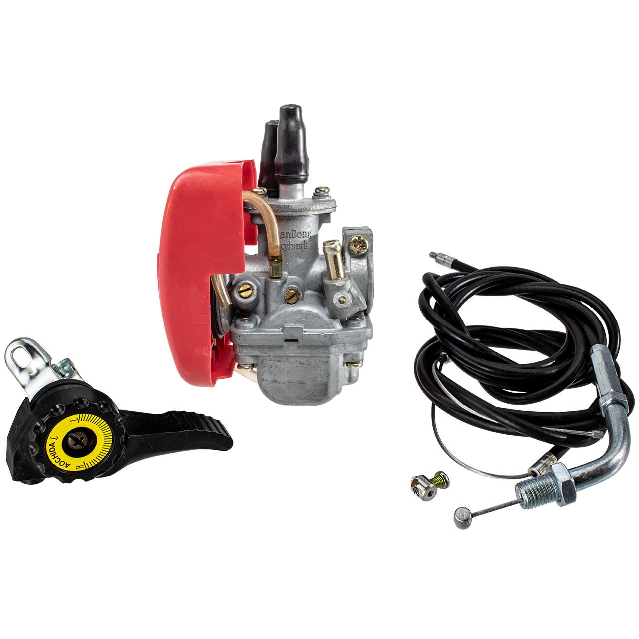 77fa4e1e715 Tunable 2 Stroke CNS Performance Carburetor V2 - Bicycle-Engines.com