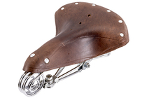 Real Cowhide Saddle Seat