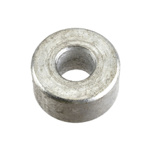 Silver Spacer 16mm Wide x 8mm Tall