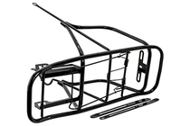 Rear Mounted Bicycle Rack