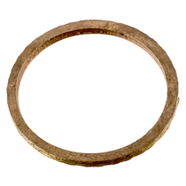 "Round Copper Gasket for 4 Stroke 2 Piece ""Poo-Poo Pipes"""