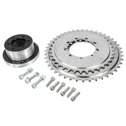 36 and 44 Tooth Rear Gear Mag Wheel Adapter Kit