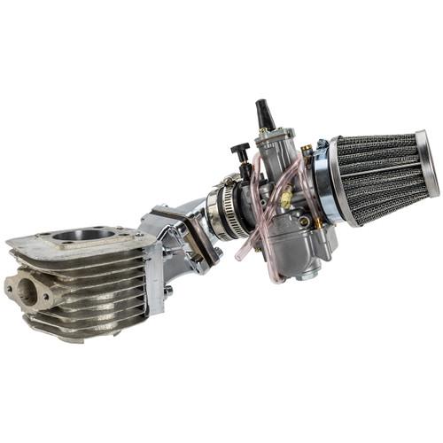 Zeda Dio Reed & OKO  Carb Performance 2 Stroke Bicycle Engine Bike Motor Upgrade Kit