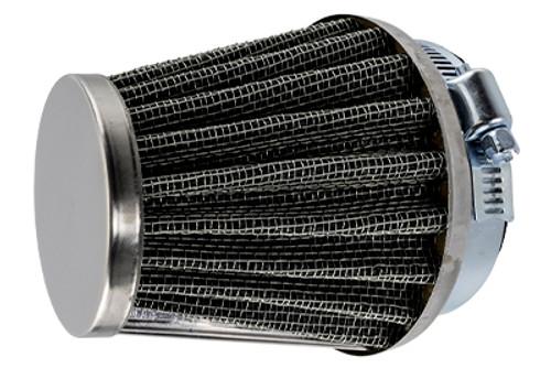 2-Stroke Carburetor K&N Style Metal Mesh Air Filter