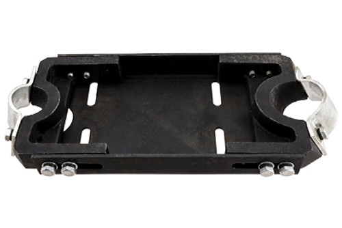 Black V-Frame Mounting Plate Kit