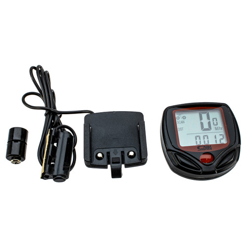 Digital Speedometer and Odometer