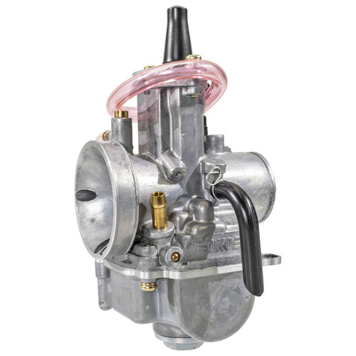 21MM OKO Flat Side Carb For 2 Stroke Bicycle Engines – Performance Carburetor