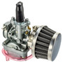 Inline Air Filter Style - Detail Carb