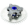 Heavy Duty Bicycle Engine Sprocket Adapter For Motorized Gas Bikes - 44 Tooth