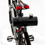 Seat Post Rear Gas Tank - Chrome or Black - 2.0 Liter