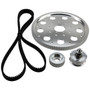 T Belt Drive Conversion Kit For 2 Stroke Motorized Bikes / Bicycle Engines - Performance Transmission