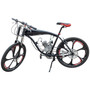 New Zeda 80 T-Belt Drive Complete 2 Stroke 80cc Bicycle Engine Kit - Firestorm Edition