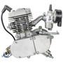 New Zeda 80 T-Belt Drive Complete 2 Stroke 80cc Bicycle Engine Kit - Firestorm Edition