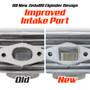 New Zeda 80 Pro Complete 80cc 2 Stroke Motorized Bicycle Engine Kit - Firestorm Edition