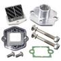 40mm Aluminum CNC Intake OZ Reed Valve