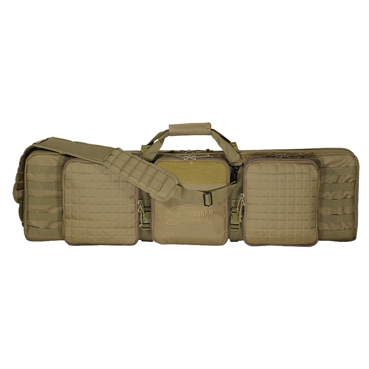 Leopold Tactical optics Coyote Brown Padded Scope Pouch New