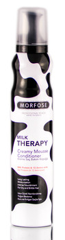 Morfose Milk Therapy Creamy Mousse Conditioner