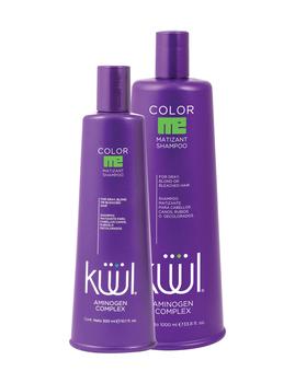 Kuul Matizant Shampoo for blonde, silver or highlighted hair 32 oz