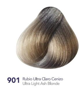 Hidracolor Creme Hair Color Ultra Light Ash Blonde 901