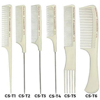 Olivia Garden CarboSilk Technical Combs Display 36CT