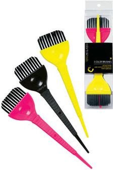 Colortrak 3pk Large Color Brushes