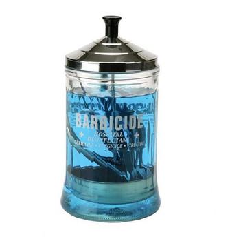 Barbicide Mid-Size Manicure Jar 21 oz.