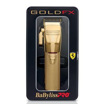 BaByliss Pro GOLDFX Metal Lithium Clipper #FX870G
