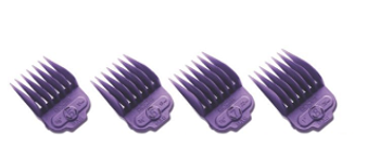 Nano-Silver Magnetic Comb Set- 4 Pack