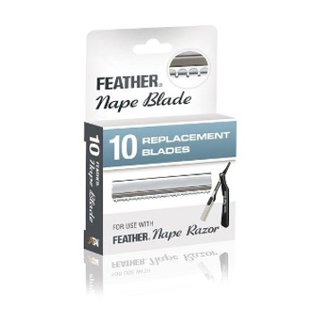 Jatai Feather Nape Blades (10pk)