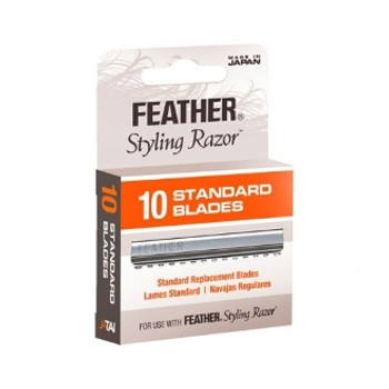 Jatai Feather Artist Club SS Folding Black Razor