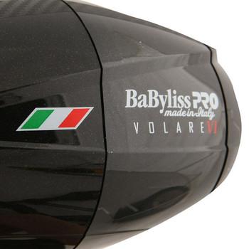 BaBylissPro  Volare V1 Full-Size Dryer Black