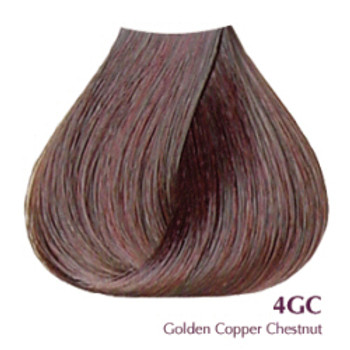 Satin hair Color GOLD COPPER Series 3oz