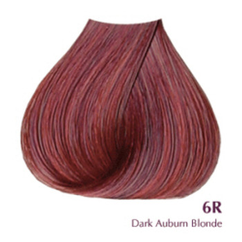 Satin Hair Color RED Series 3oz