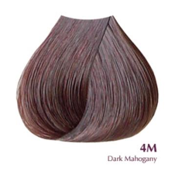 Satin hair Color MAHOGANY  Series 3oz