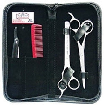 Professional 5pcs Barber Kit by Scalpmaster