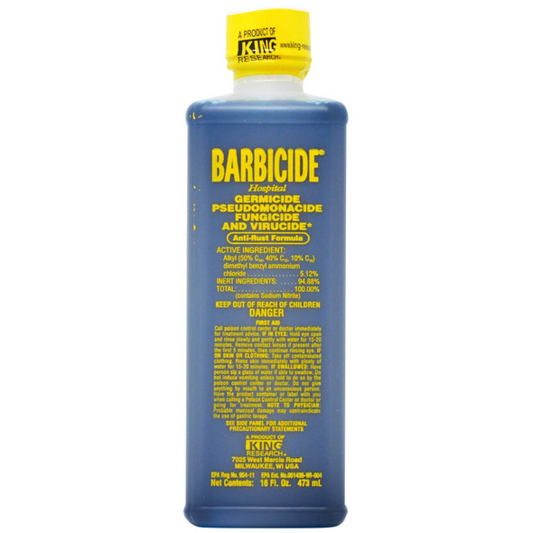 Barbicide Liquid 16 oz