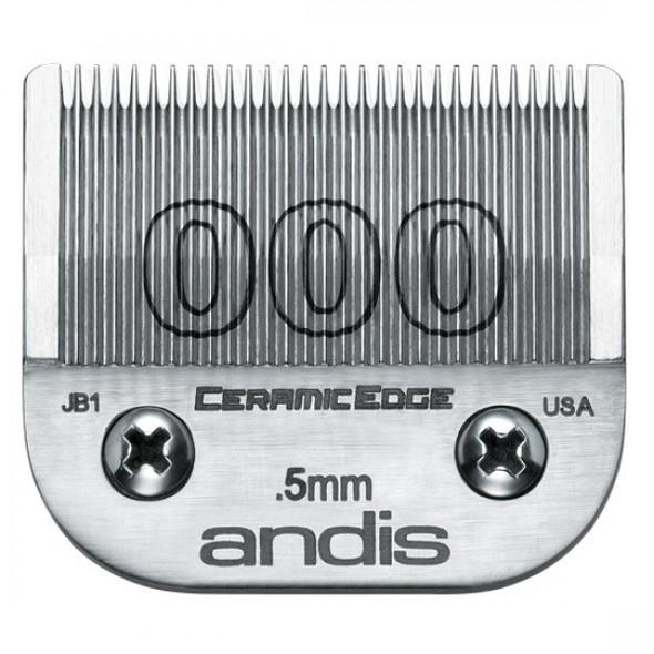 Andis CeramicEdge Detachable Blade  Size 000